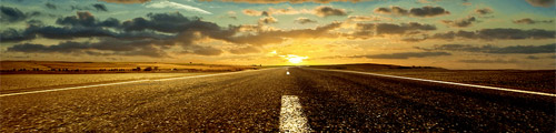 bigstock-Road-ahead-and-the-sunrise-side